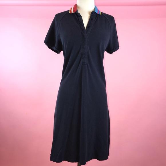 Lacoste Dresses & Skirts - Lacoste Polo Short Sleeve Shirt Dress Size 38